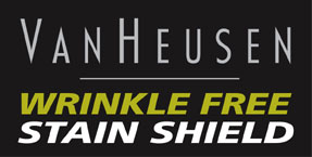 Van Heusen Wrinkle Free Stain Shield Pilot Uniform Shirts