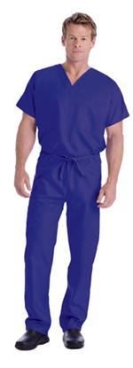 Landau Men's Scrub Tops