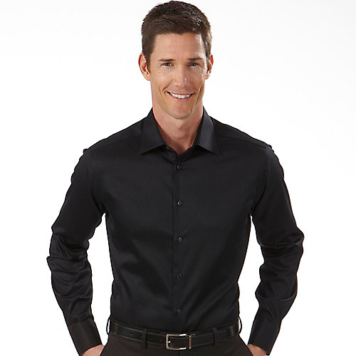 Classic black shirts for men in fits and styles perfect for every occasion and event. Next day delivery & free returns available.
