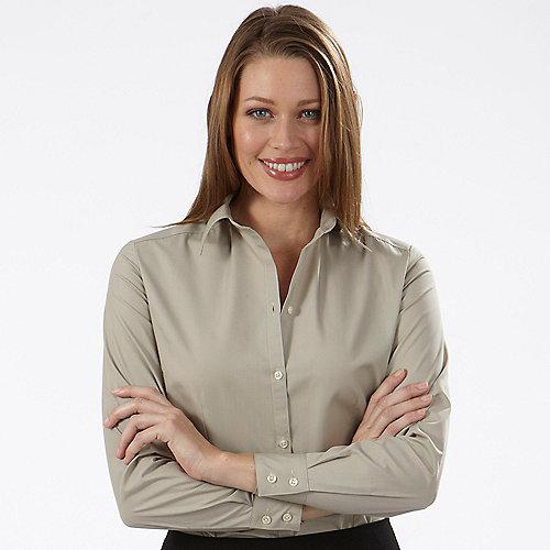Van heusen long sleeve poplin dress shirt