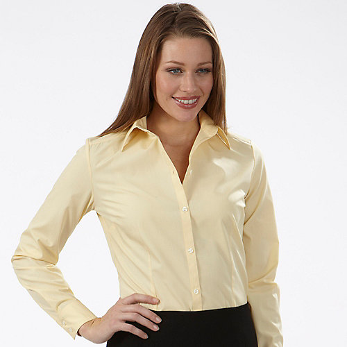 Van Heusen Dress Shirts - Mens 13V0113 and Ladies 13V0114 Long ...