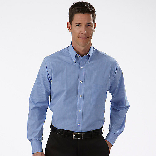 heusen dress shirts mens gingham sleeve dress shirts