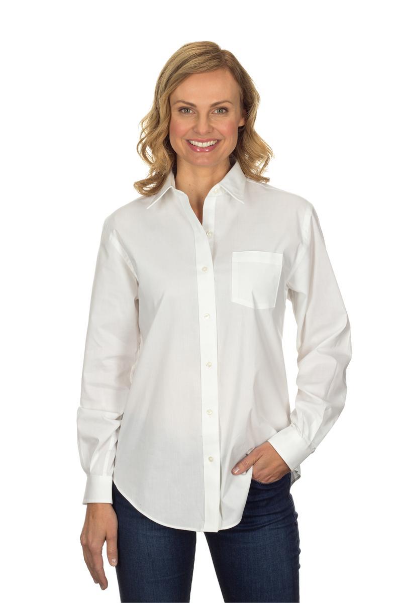 Gingham Shirts Womens