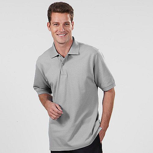 a82c97d2c91219 ... Silver Mist - 13Z0012 IZOD Mens Silkwash Pique Polo Shirts
