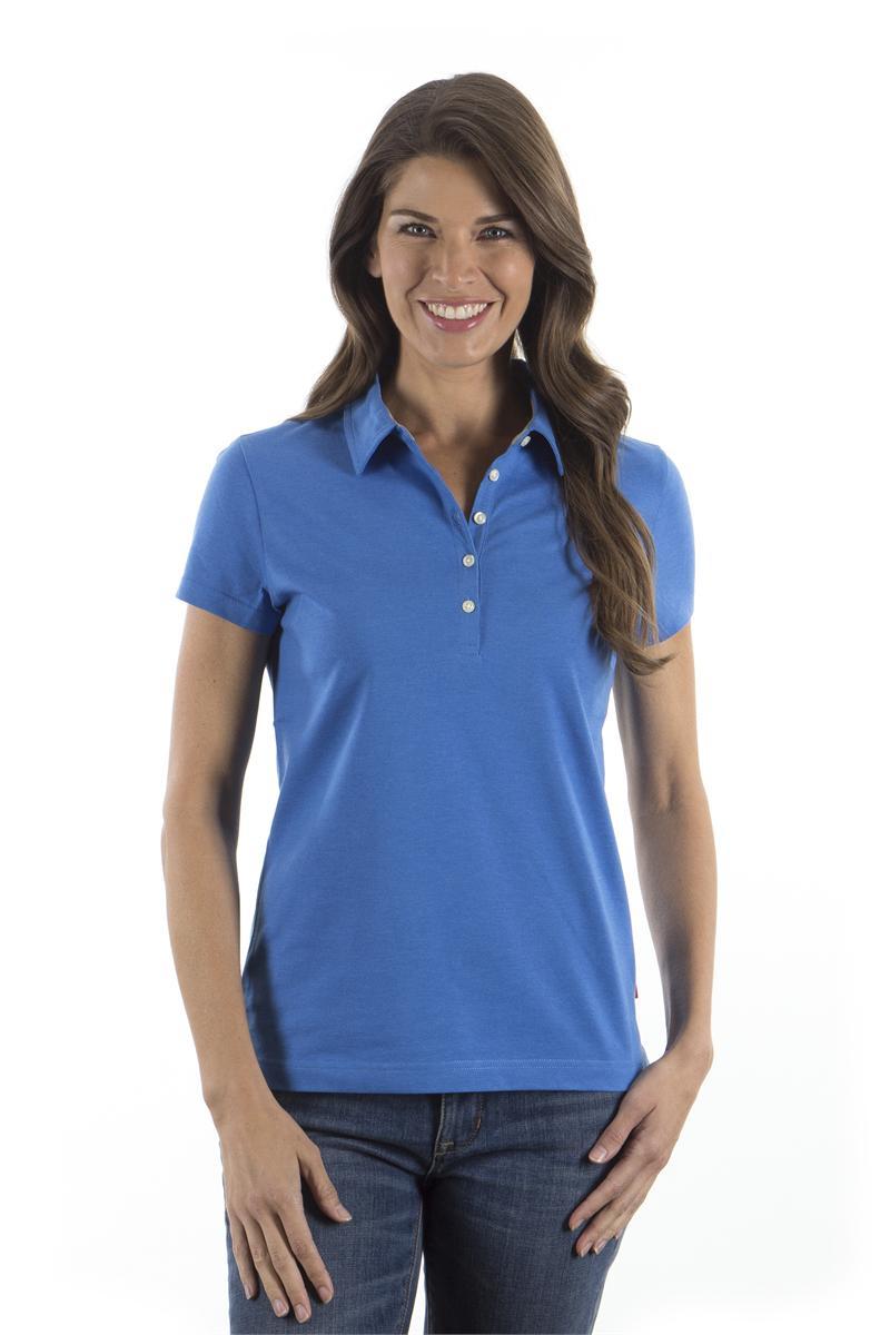 Izod womens jersey polo shirts 13z0136 for Women s dri fit polo shirts wholesale