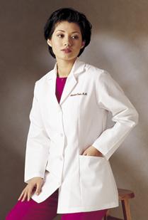 Landau 3194 Landau Women S Lab Coat