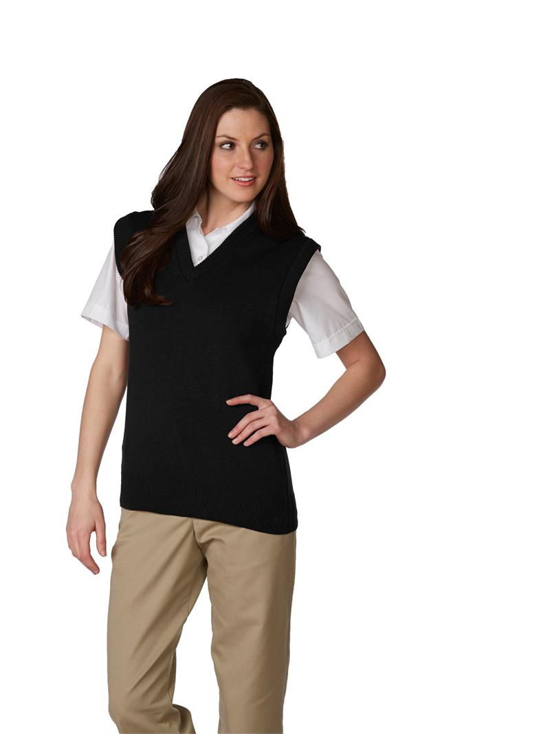 V Neck Sweater Vest Women 27