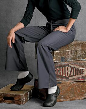 3473f0684b3aa Landau Scrubs Scrubzone 83222 Scrub Zone 83222 Flare Leg Scrub Pants