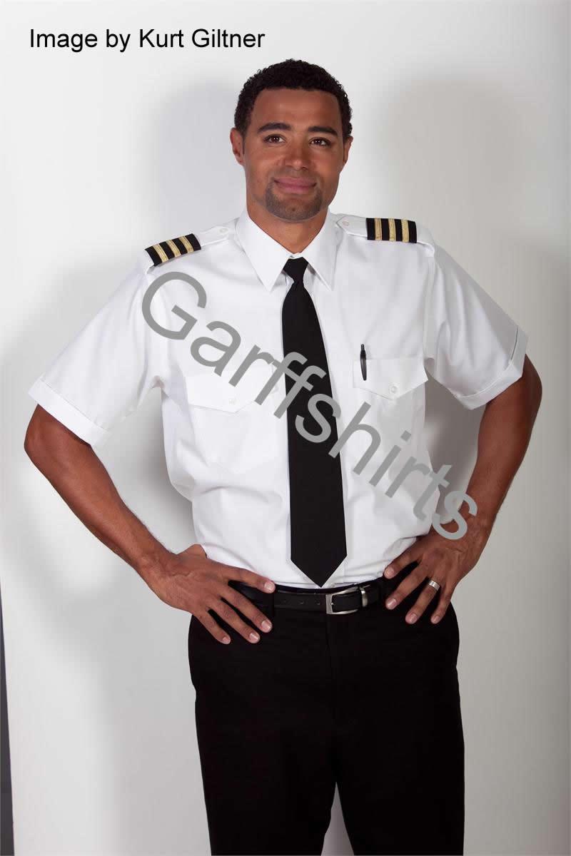 5f004f0240d Men s The Aviator TALL Short Sleeve Pilot Shirts - Photo by Kurt Giltner