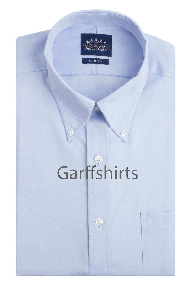 Our selection of men's dress shirts range from the classic button-down to our iconic non-iron to the French cuff. Our shirts come in 4 fits including slim fit.