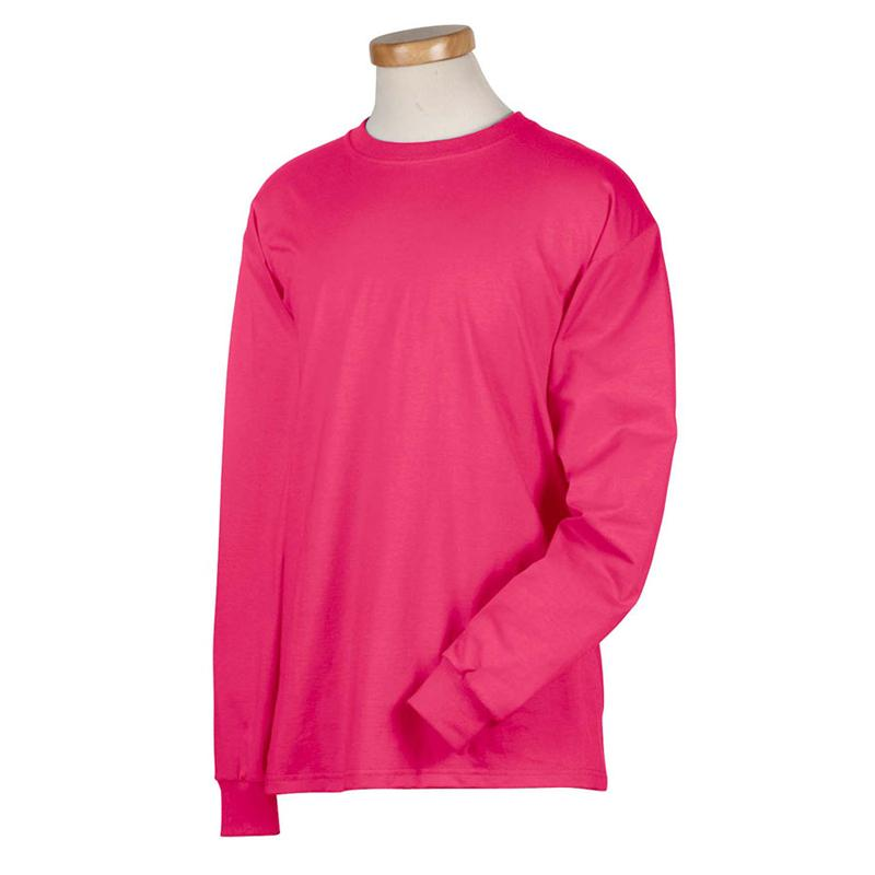 Long Sleeve Pink Shirt | Is Shirt