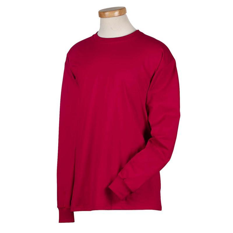 HD6LR Fruit of the Loom Lofteez HD 6 oz cotton Long Sleeve T-Shirts
