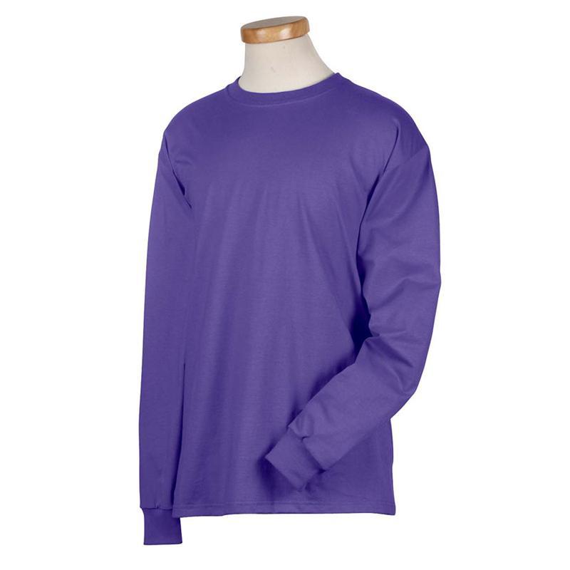 Light Purple Long Sleeve Shirt