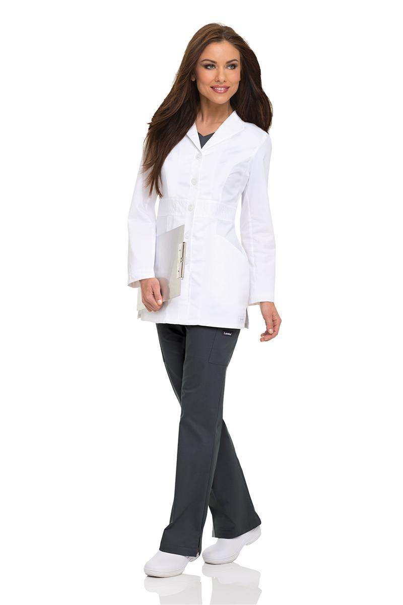 3028 Landau 3028 Womens Smart Stretch Signature Lab Coats