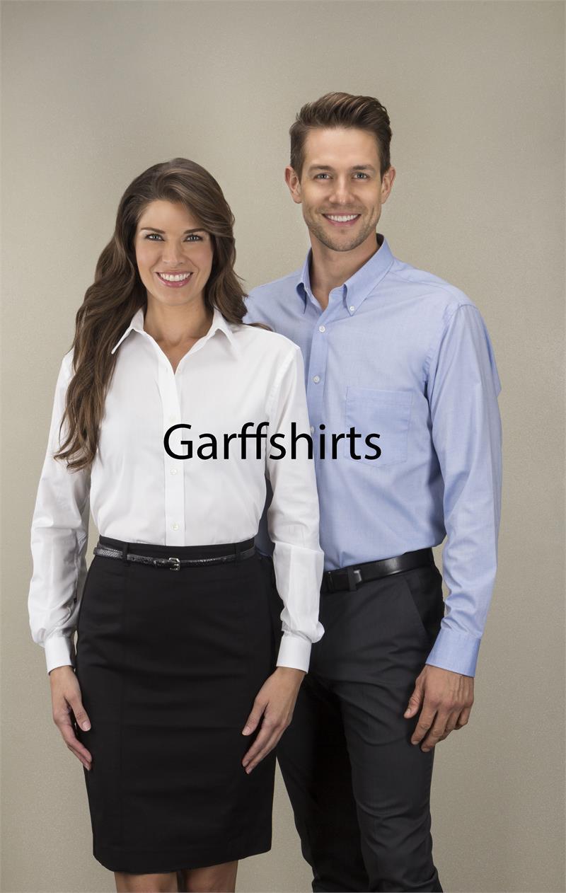 Van heusen mens resin oxford long sleeve dress shirts 13v0398 for Oxford vs dress shirt