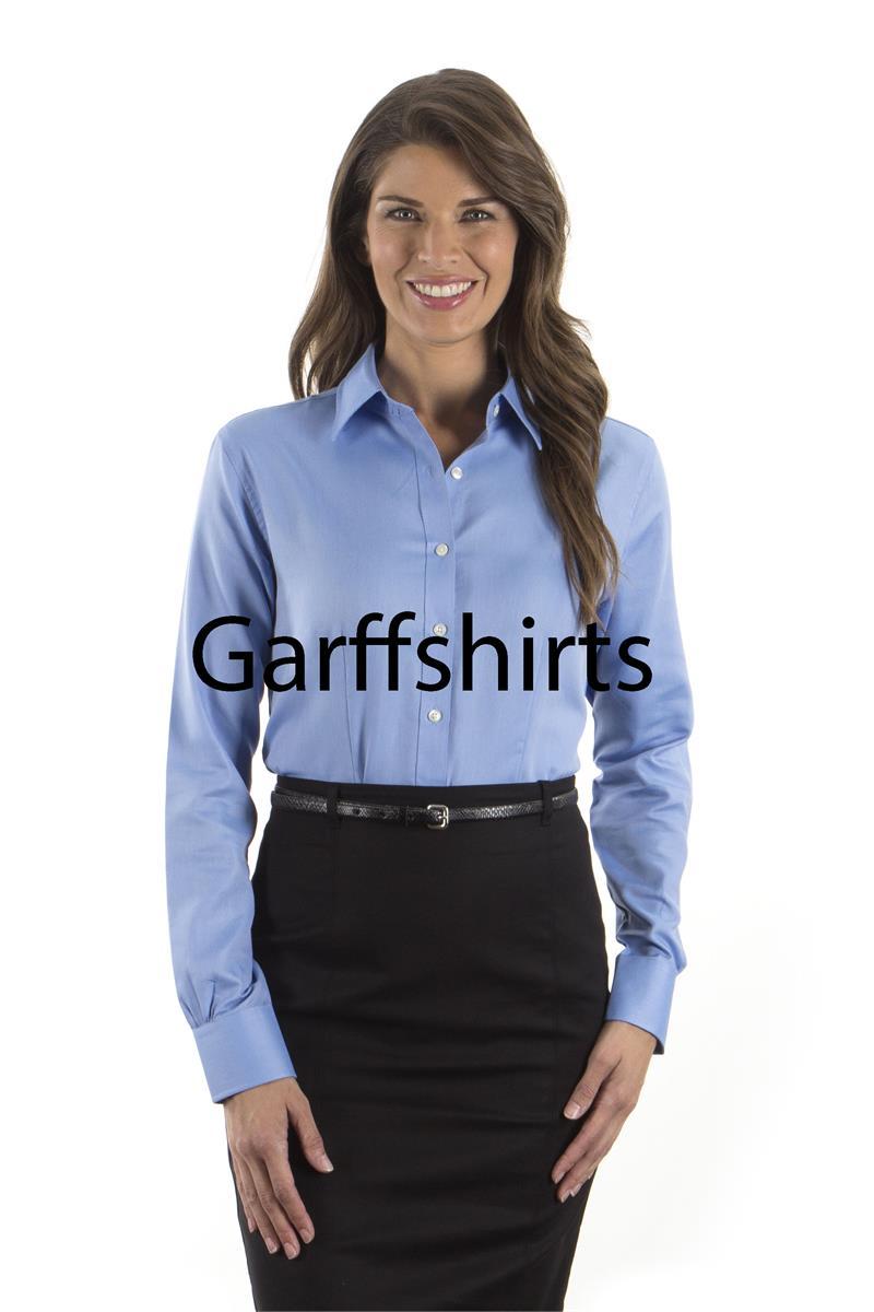 Van heusen womens pique long sleeve dress shirts 13v0391 for Van heusen dress shirts