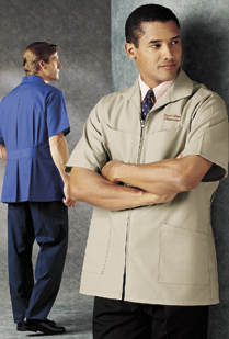 Landau 1140 Landau 1140 Professional Jacket - Lab Coat, aaron richman