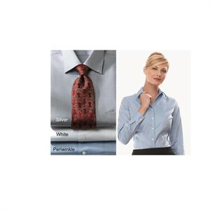 Van Heusen Mens and Womens Royal Pique Long Sleeve Dress Shirts