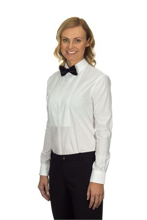 Van Heusen Womens Spread Collar Formal Shirts 13V0375, tuxedo shirts