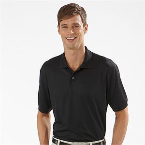 f7209829430 Black - IZOD 13Z0111 Izod Performance Polyester Solid Jersey Polo Shirts