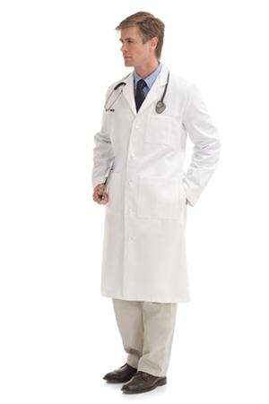 3138 Landau Men's Lab Coat