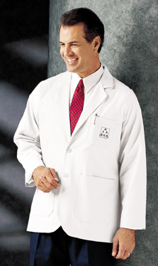 3200 Landau Men's Coat - Lab Coat