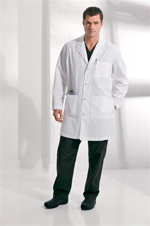 3124 Landau Men's Anitmicrobial Lab Coat