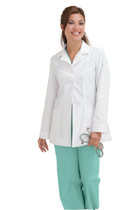 8722 Landau Swing Style Lab Jacket