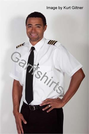 Van Heusen Commander Short Sleeve Pilot Shirts - Photo by Kurt Giltner