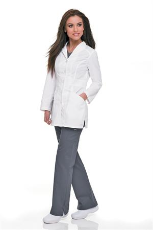 3028 Landau 3028 Womens Smart Stretch Signature Lab Coats