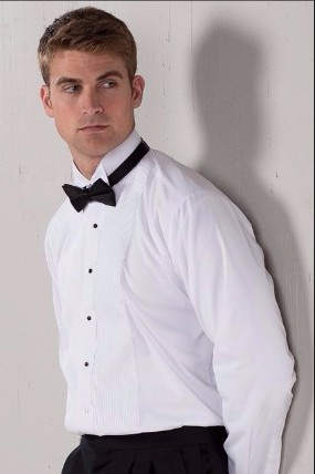Tuxedo Shirts Edwards 1390 Mens Tuxedo Formal Shirts Wing