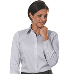 Ash - 13CK018 Calvin Klein Womens Cotton Stretch Dress Shirts