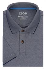 Juniper IZOD 13GK461 Mens Natural Stretch Polo Shirts