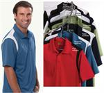 IZOD 13Z0095 Izod Performance Polyester Men's Coach's Polo Shirts