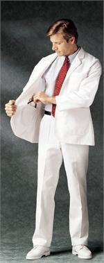 3224 Landau Men's Consultation Coat - Lab Coat