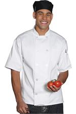 chef coat,chef jacket,short sleeve