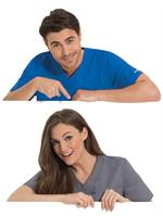 stretch, unisex,scrub tops,work flow,work flow,landau work flow,landau workflow