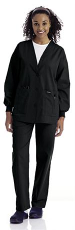 Landau 7535 Landau 7535 Cardigan Warm-Up Jacket