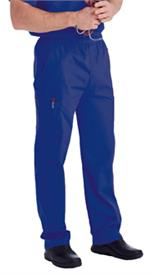 Landau Scrubs 8555 Landau 8555 Mens Scrubs Cargo Pants - Galaxy Blue