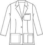 8708 Landau Professional Lab Coat