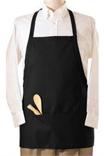easy slide bib, easy slide apron,ez slide bib,ez slide apron