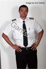 Van Heusen Commander Tall Pilot Uniform Shirts - Photo by Kurt Giltner aaron richman