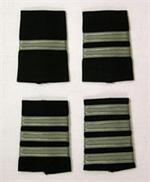 Grey on Navy Epaulets-Shoulder Boards, aaron richman