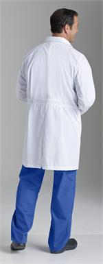 Landau 3174 Landau 3174 Men's iPad Lab Coat - White