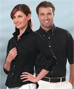 Van Heusen MENS Long 13V0521 & Short 13V0532 Sleeve Dress Twill
