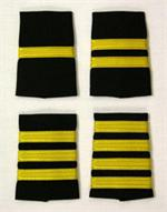 Yellow on Black Epaulets-Shoulder Boards, aaron richman