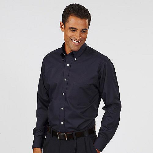 Van Heusen Twill Dress Shirts MENS Long 13V0521 & Short 13V0532 ...
