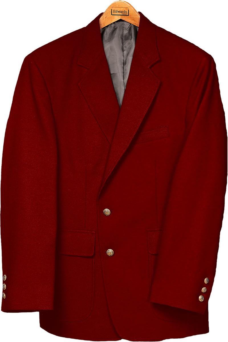 Edwards Mens Value Blazer 3500 Airline Blazers Uniform