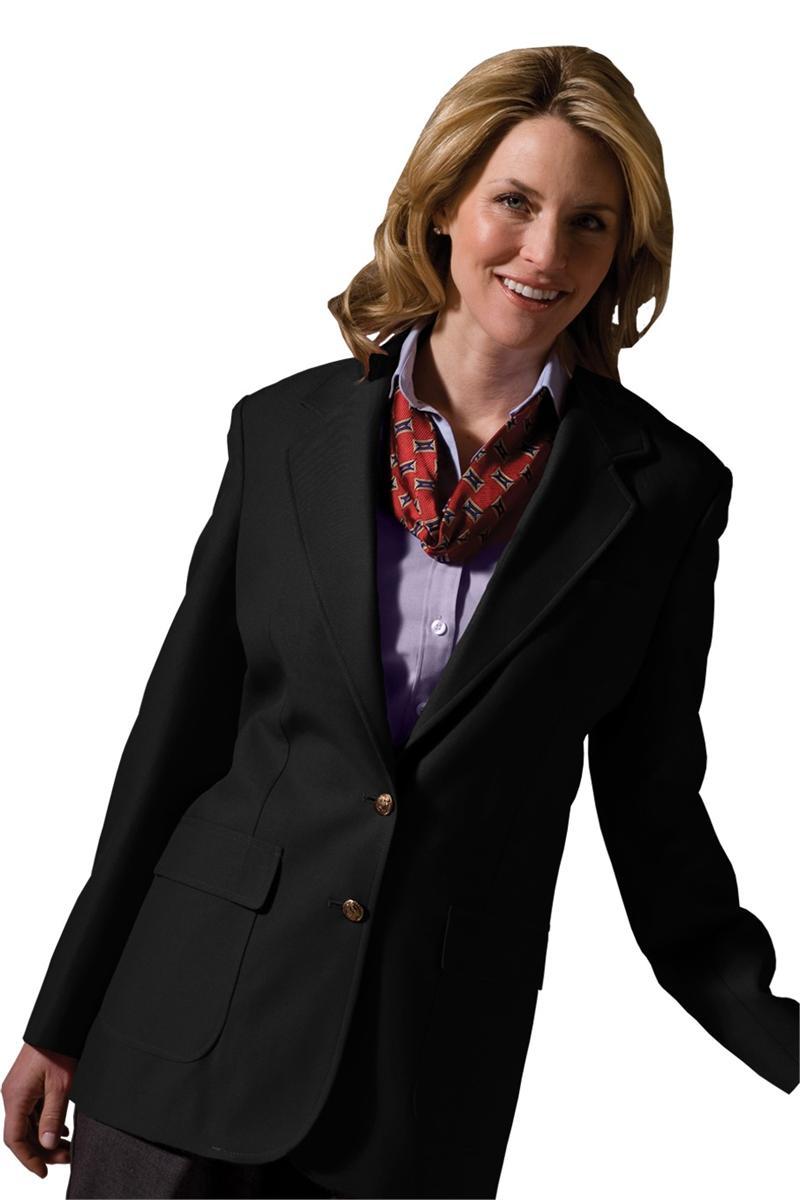 Edwards Womens Value Blazer 6500 Airline Blazers