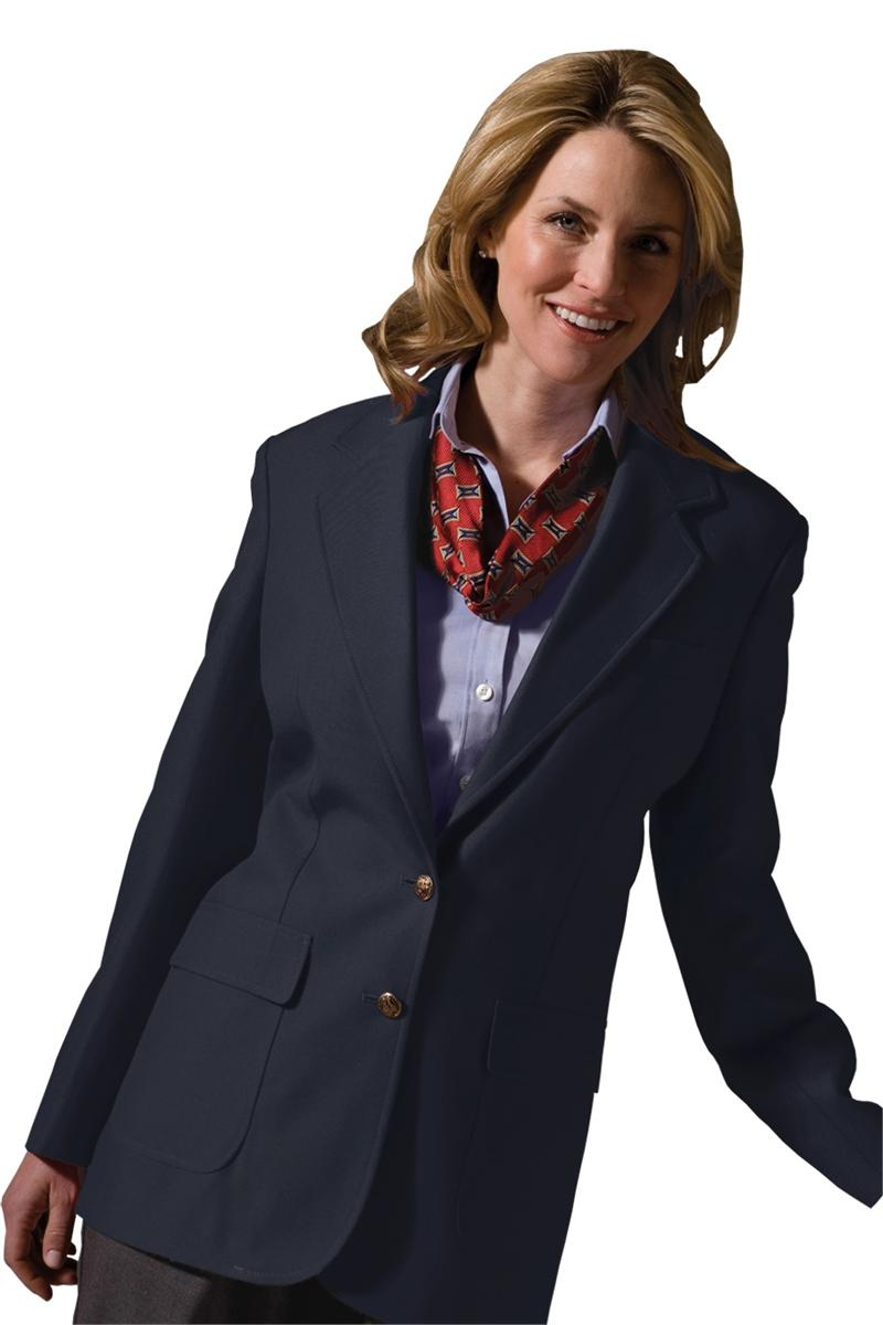 Edwards Womens Value Blazer 6500 Airline Blazers